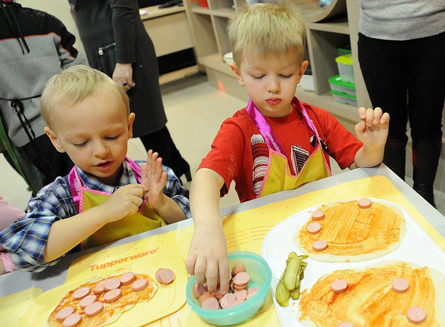 29 Учим детей готовить