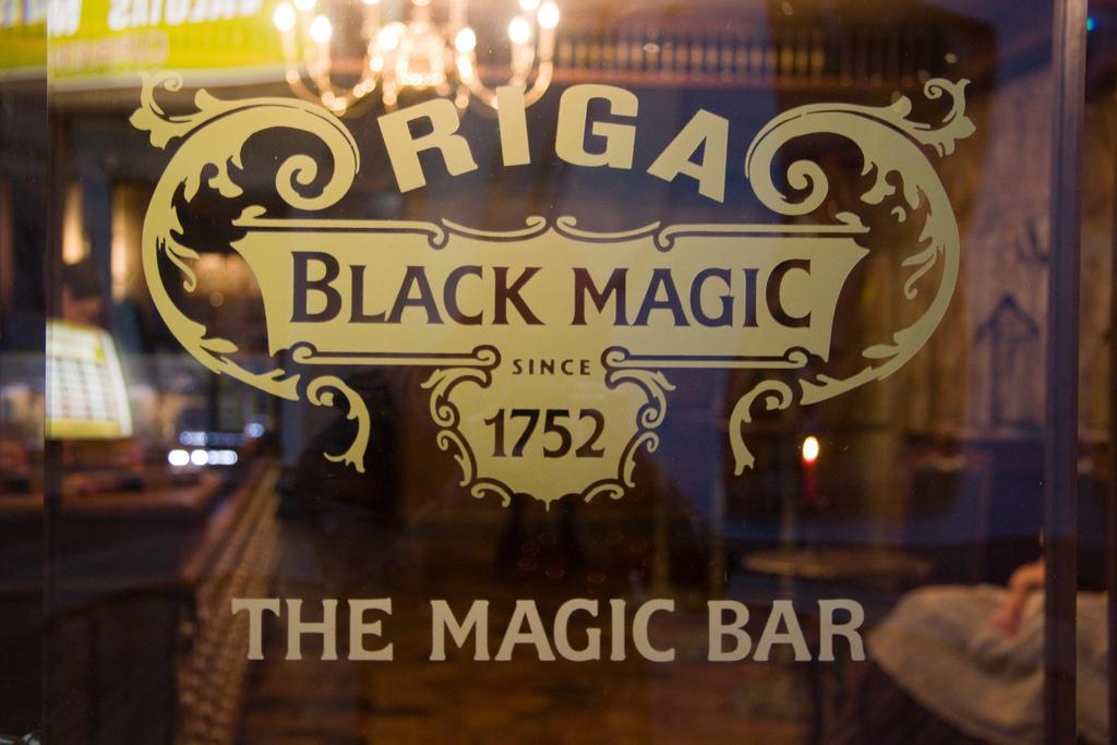 Black Magic – волшебство Рижского Бальзама
