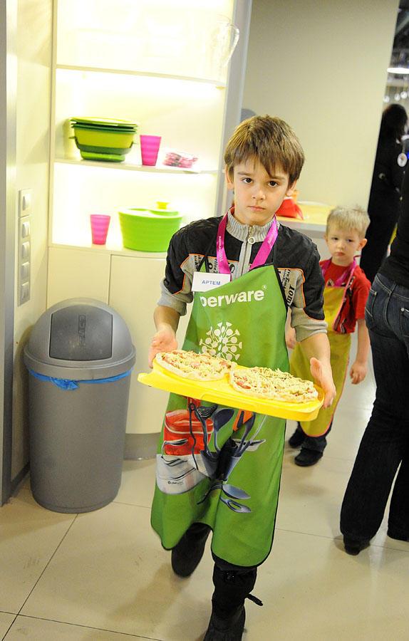 35 Учим детей готовить