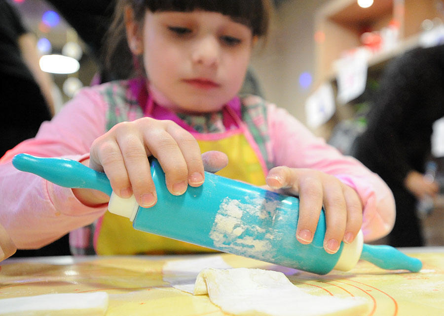 39 Учим детей готовить