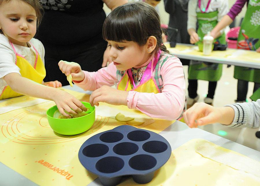 40 Учим детей готовить