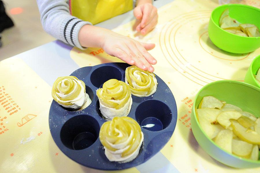 43 Учим детей готовить