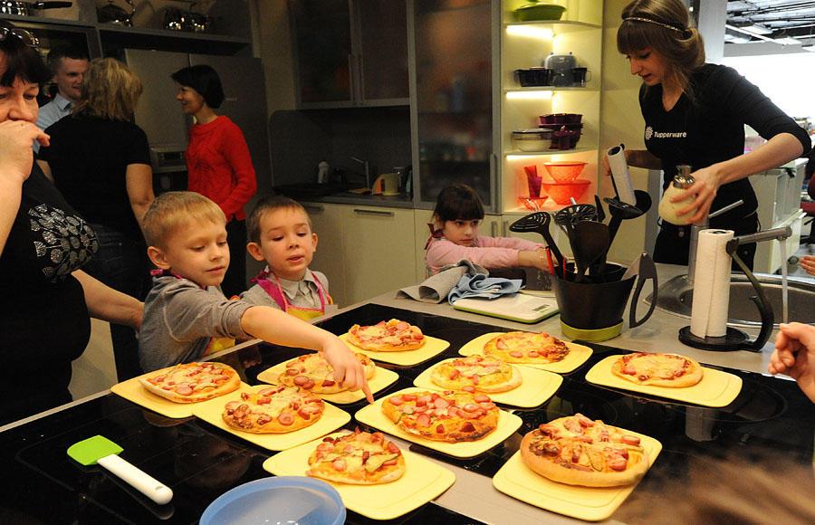 47 Учим детей готовить
