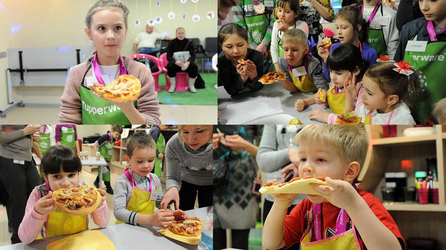 51 Учим детей готовить