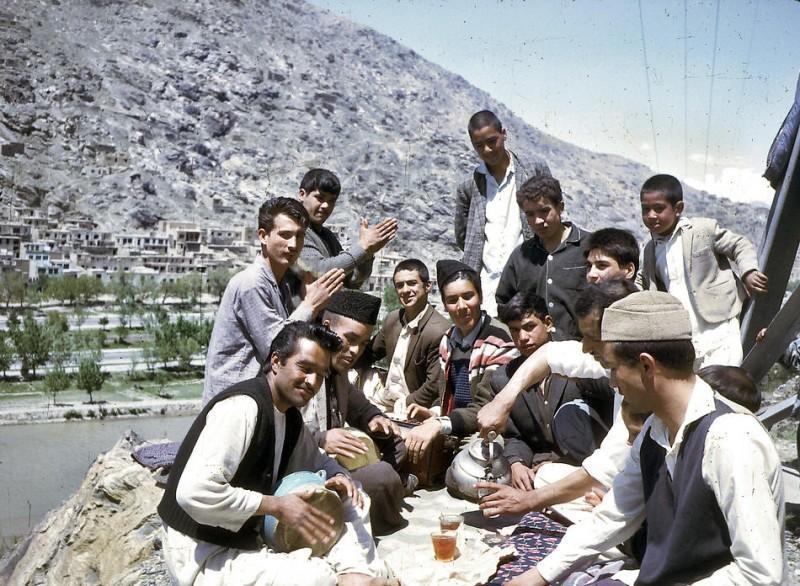 Afghanistan01 800x586 Раритетные фотографии Афганистана