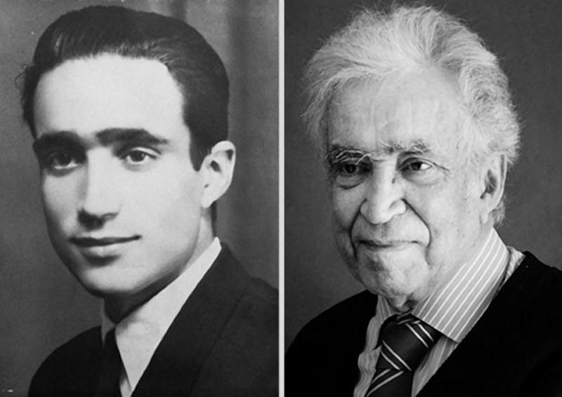 Aging02 Неумолимый ход времени в портретах из серии «до и после»