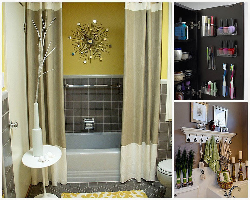 BIGPIC18 15 советов по обустройству маленькой ванной комнаты