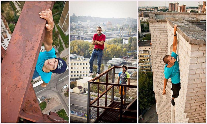 BIGPIC35 Киевский Спайдермен