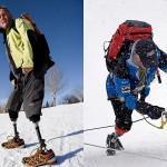 Марк Инглис: первый альпинист, покоривший Эверест без ног