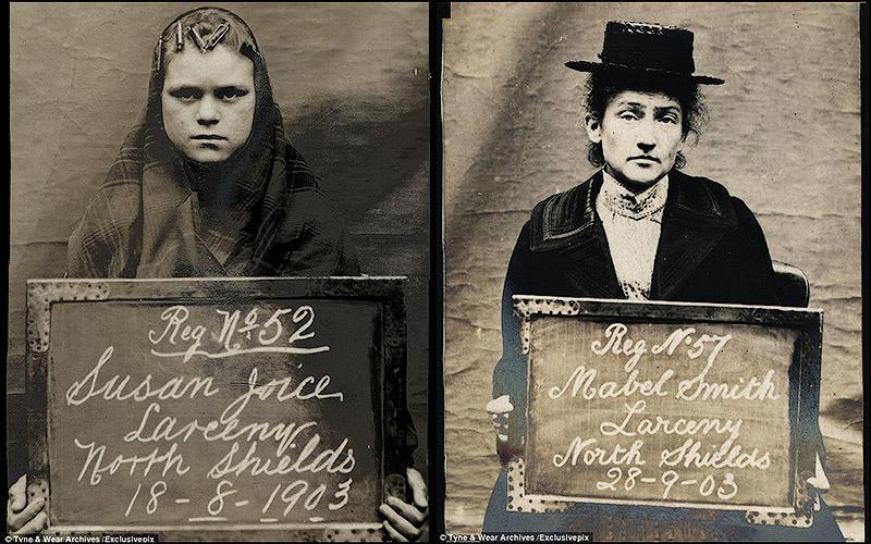 世紀前BIGPIC51英国犯罪者