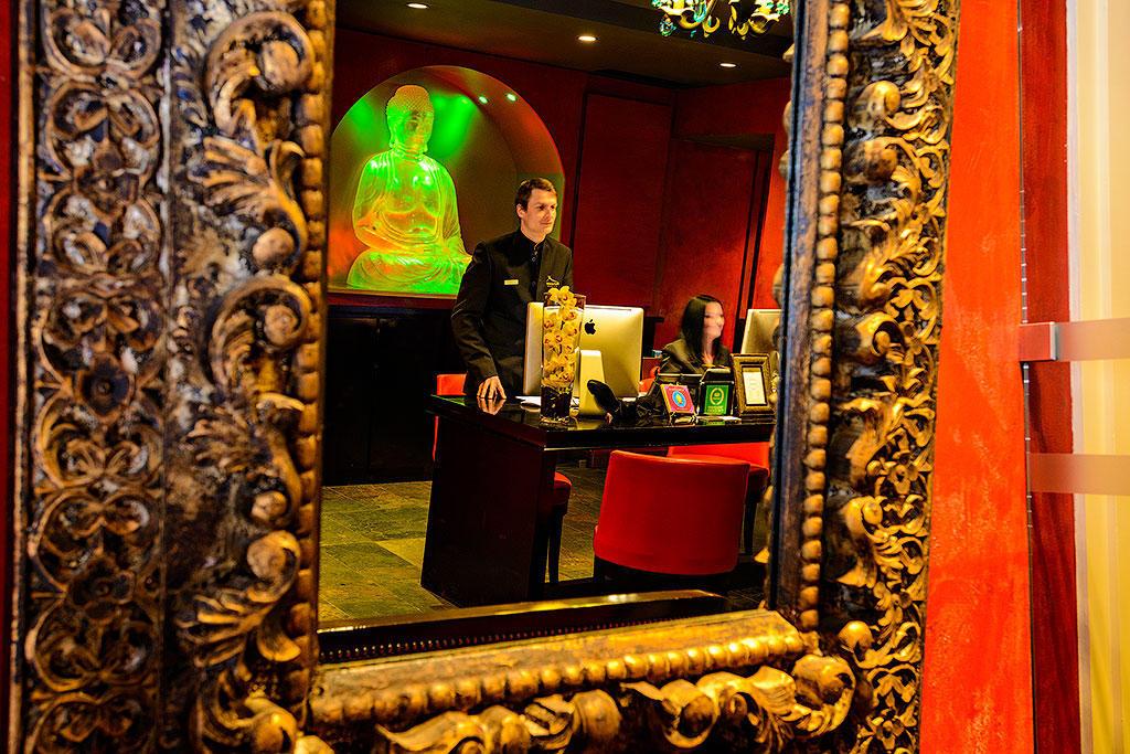 Buddhabar 105 Пятерка необычных отелей Праги