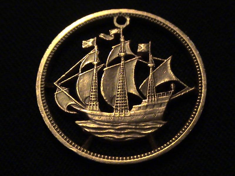 CutCoin01 Удивительная резьба по монетам