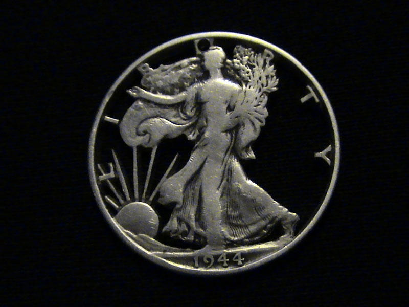 CutCoin08 Удивительная резьба по монетам