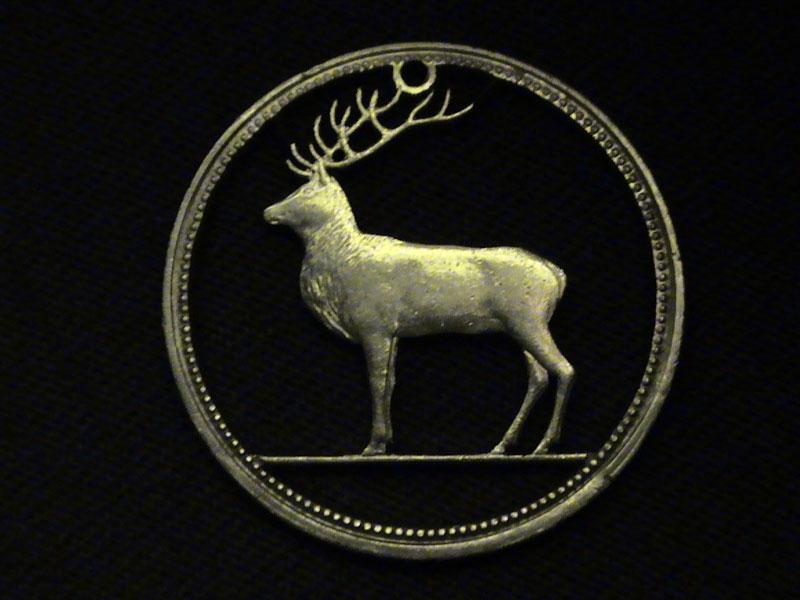 CutCoin18 Удивительная резьба по монетам