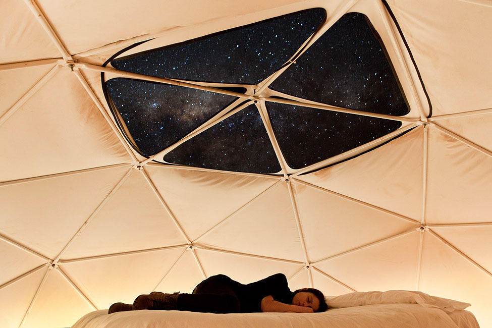 ElquiDomos01 Отель Elqui Domos для любителей астрономии