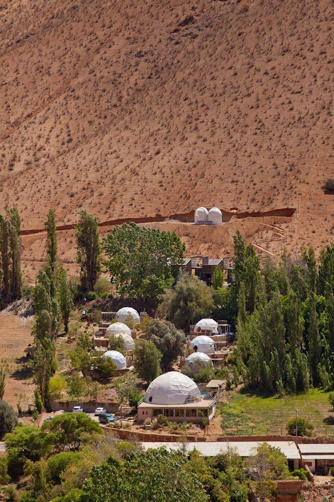 ElquiDomos03 Отель Elqui Domos для любителей астрономии