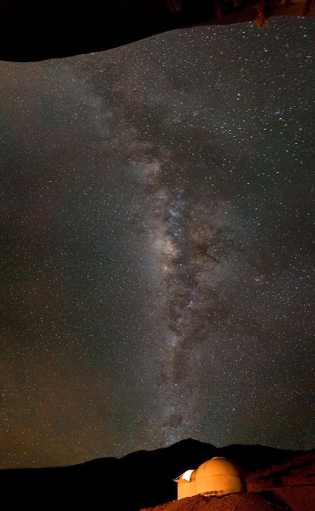 ElquiDomos17 Отель Elqui Domos для любителей астрономии