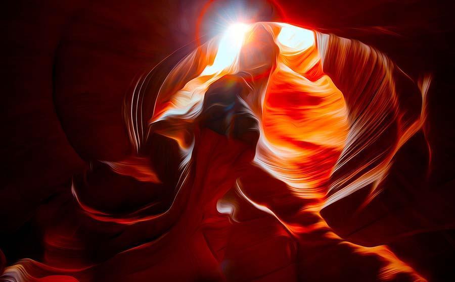 Gregory Boratyn 1 Удивительная красота каньона Антилопы