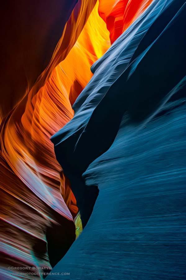 Gregory Boratyn 15 Удивительная красота каньона Антилопы