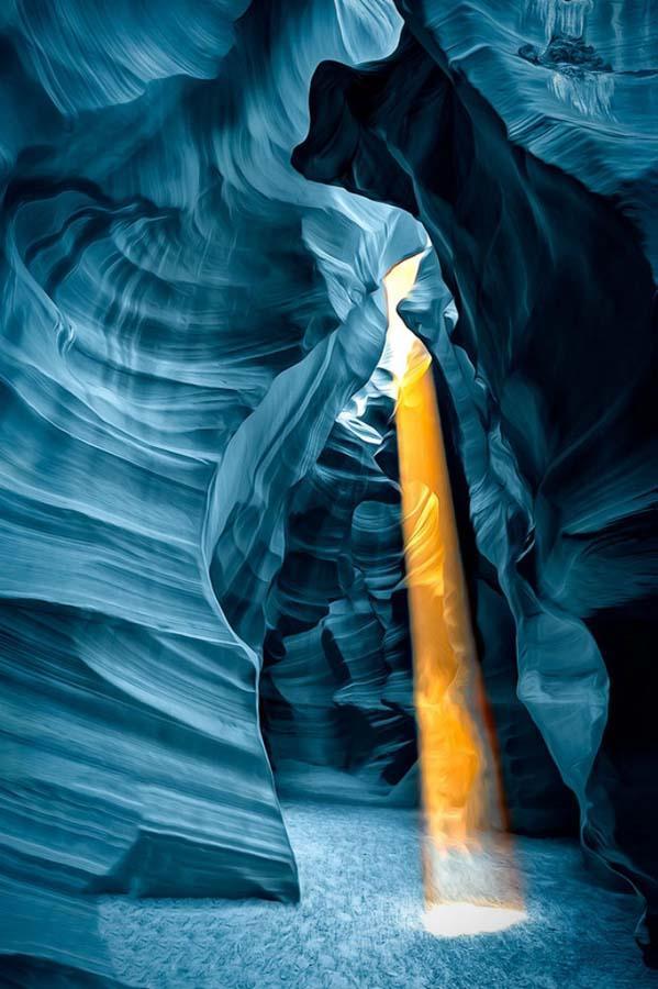Gregory Boratyn 17 Удивительная красота каньона Антилопы