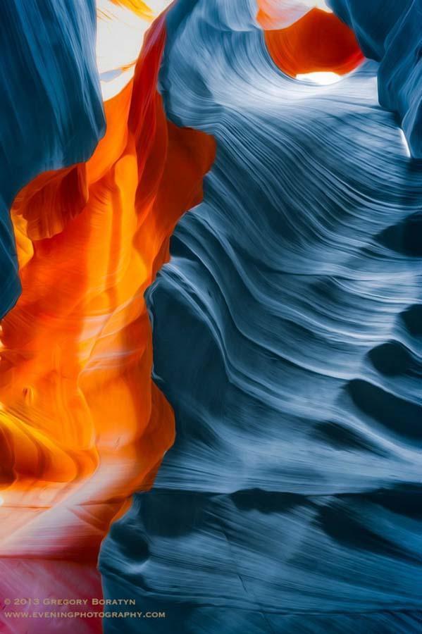 Gregory Boratyn 4 Удивительная красота каньона Антилопы