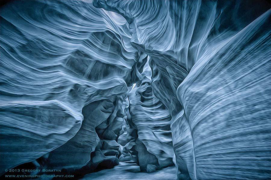 Gregory Boratyn 7 Удивительная красота каньона Антилопы
