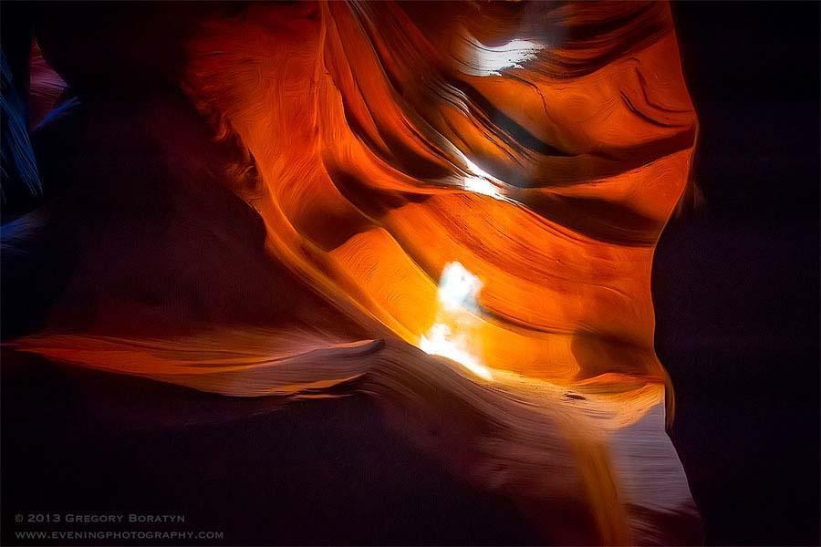 Gregory Boratyn 9 Удивительная красота каньона Антилопы