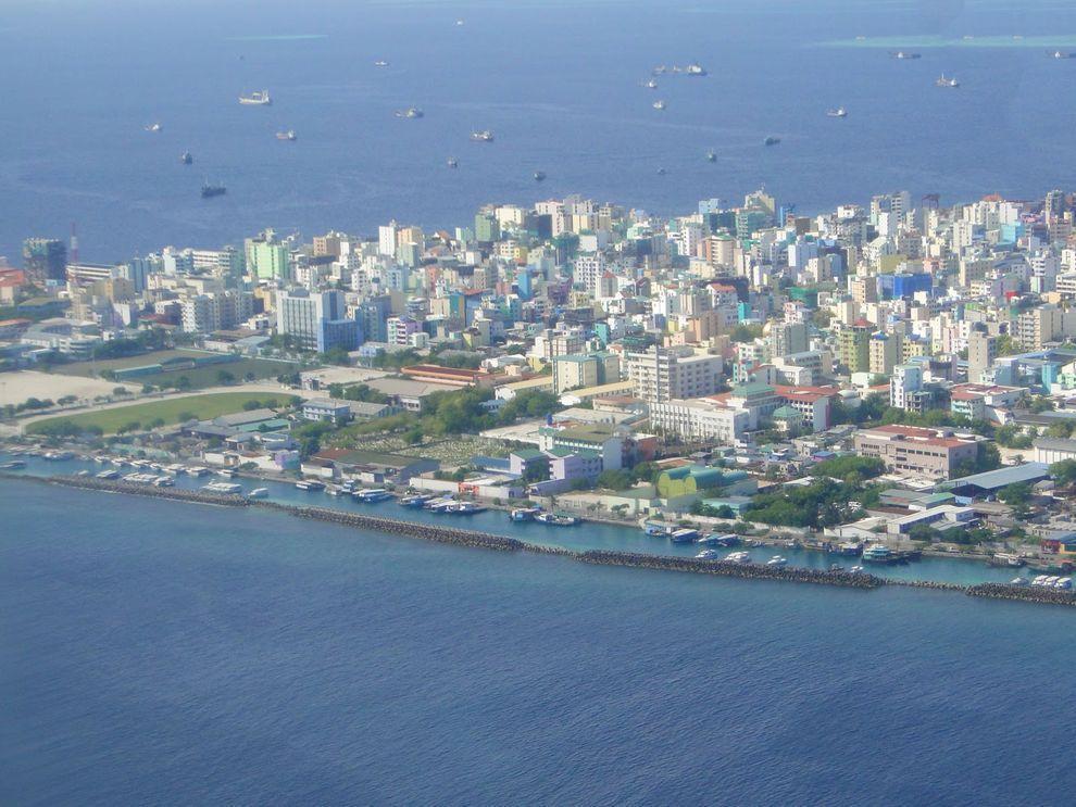 Город в океане