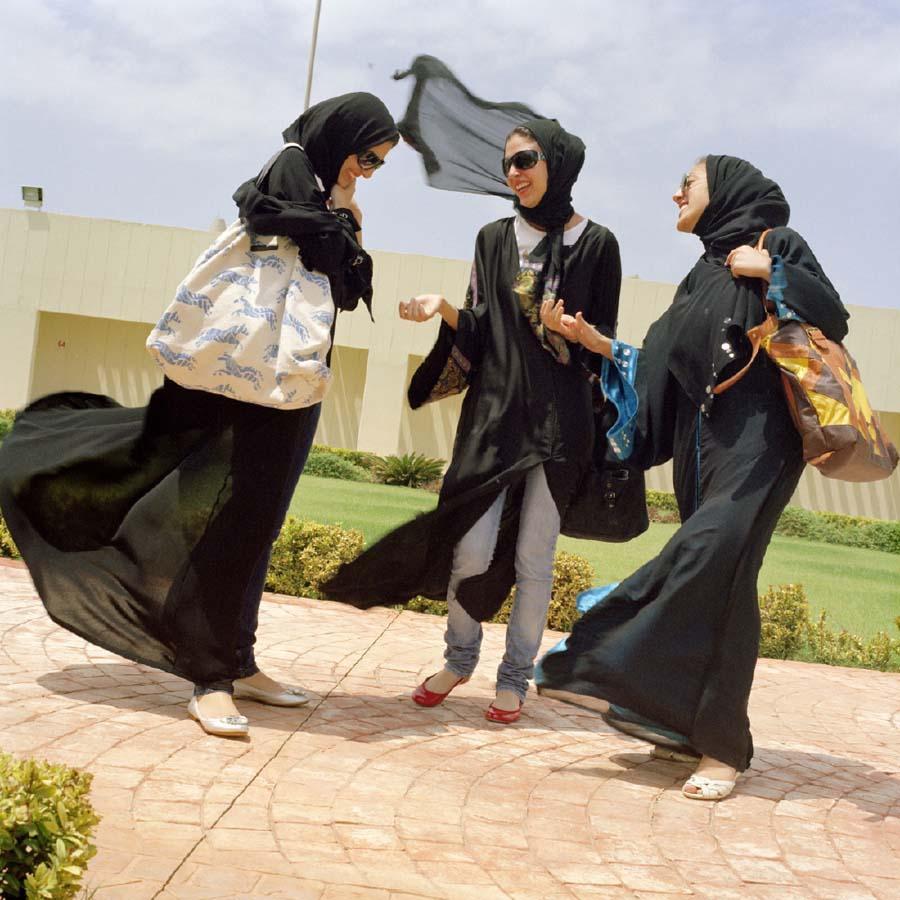 Фото девушки из саудовская аравия