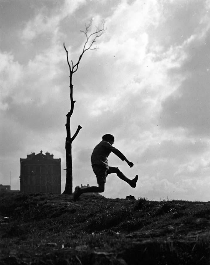 ROBERT DOISNEAU 10罗伯特Doisneau  - 在巴黎的照片的人,谁唱
