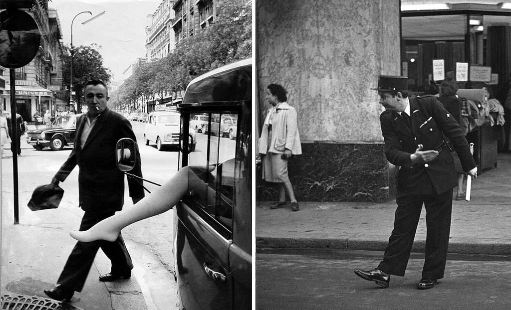 ROBERT DOISNEAU 13罗伯特Doisneau  - 在巴黎的照片的人,谁唱
