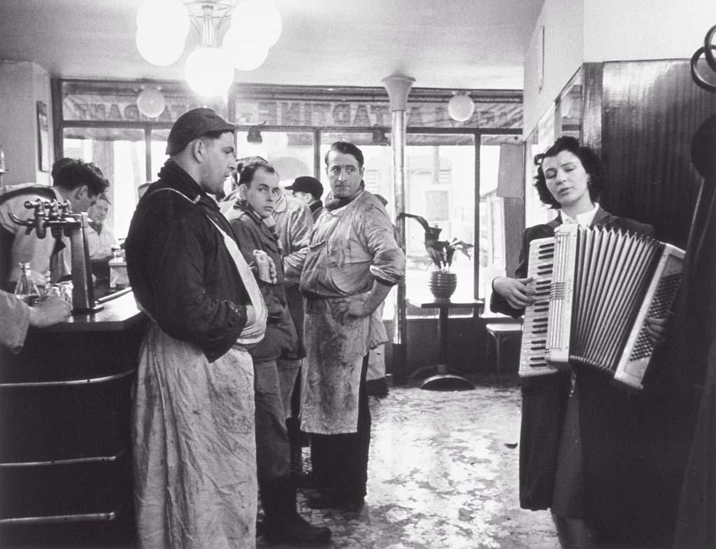 罗伯特DOISNEAU 2罗伯特Doisneau  - 在巴黎的照片的人,谁唱