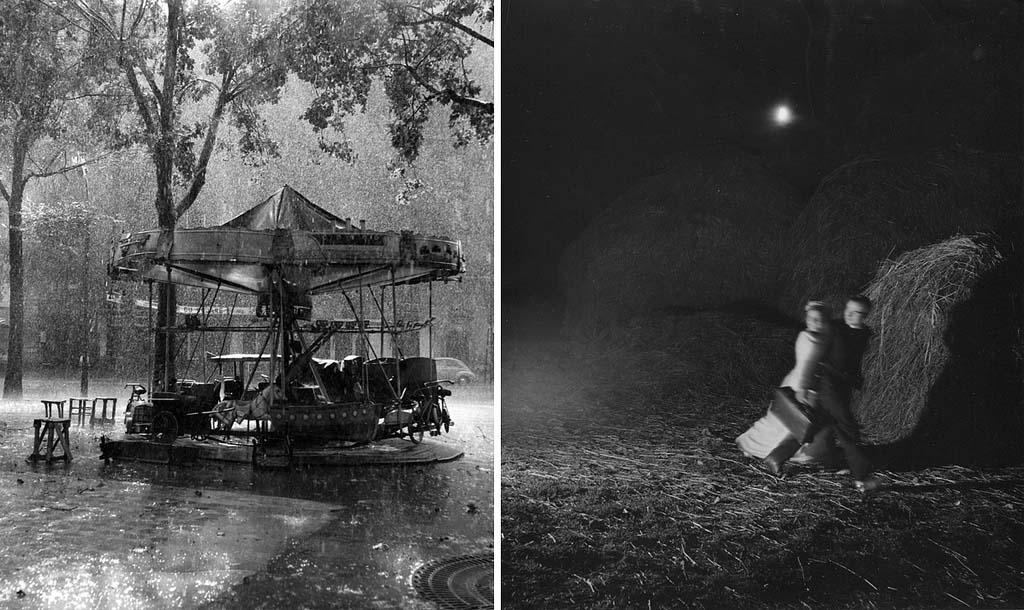 ROBERT DOISNEAU 29罗伯特Doisneau  - 在巴黎的照片的人,谁唱