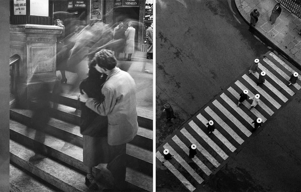ROBERT DOISNEAU 30罗伯特Doisneau  - 在巴黎的照片的人,谁唱