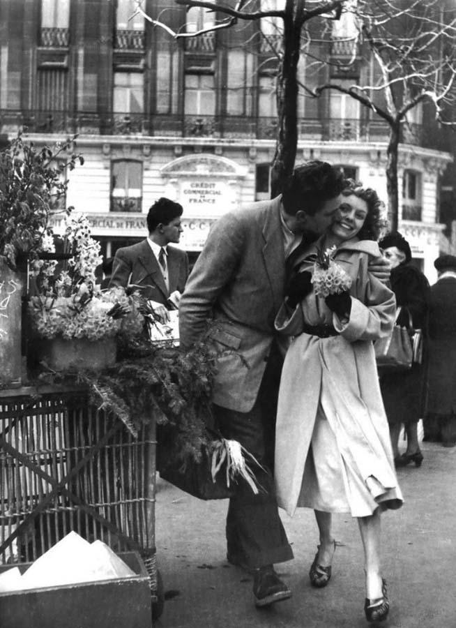 ROBERT DOISNEAU 33罗伯特Doisneau  - 在巴黎的照片的人,谁唱