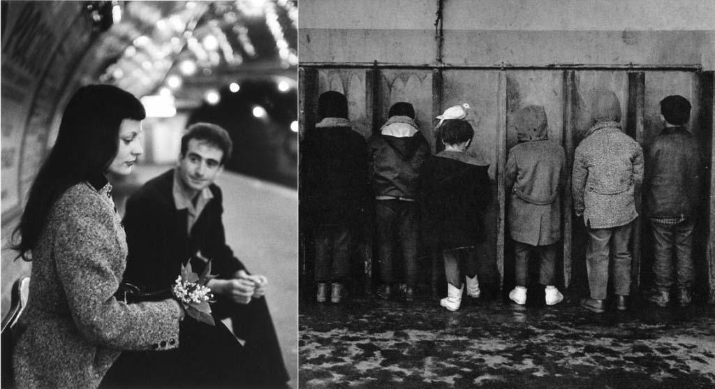 ROBERT DOISNEAU 36罗伯特Doisneau  - 在巴黎的照片的人,谁唱