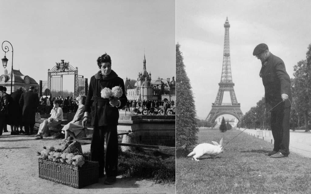 罗伯特DOISNEAU 39罗伯特Doisneau  - 在巴黎的照片的人,谁唱