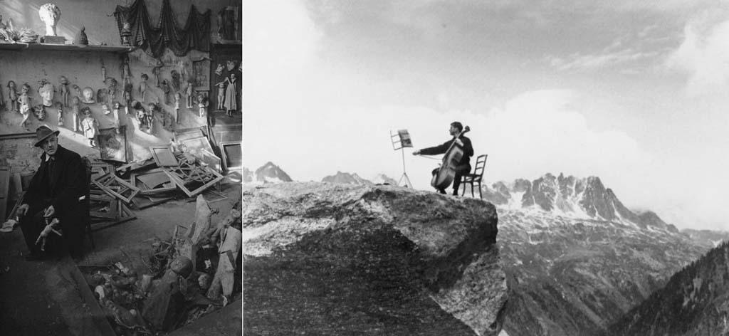 罗伯特DOISNEAU 41罗伯特Doisneau  - 巴黎的照片的人,谁唱