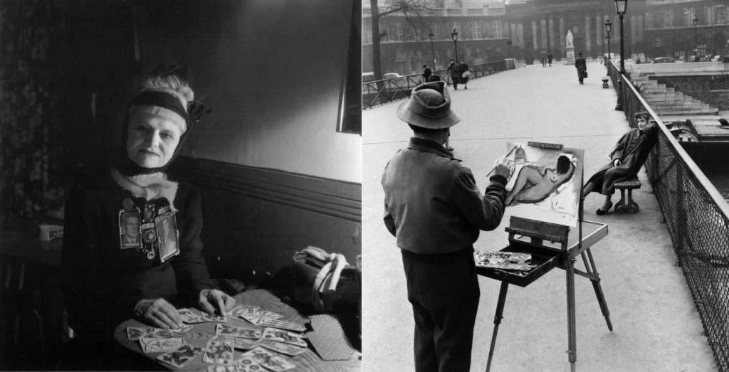 罗伯特DOISNEAU 42罗伯特Doisneau  - 巴黎的照片的人,谁唱