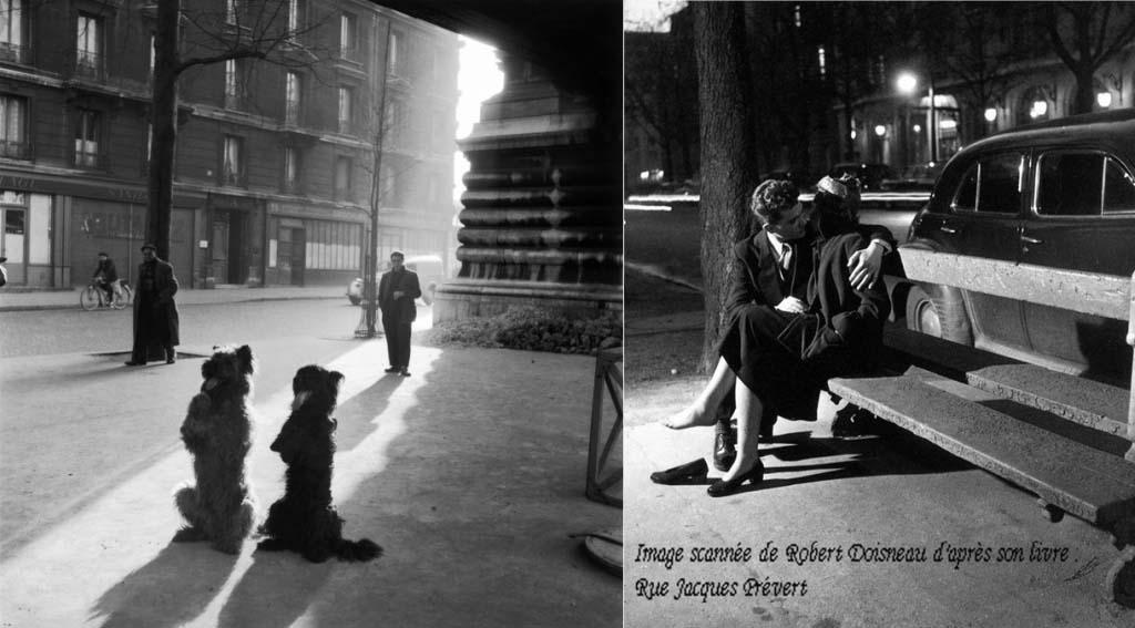 ROBERT DOISNEAU 43罗伯特Doisneau  - 在巴黎的照片的人,谁唱