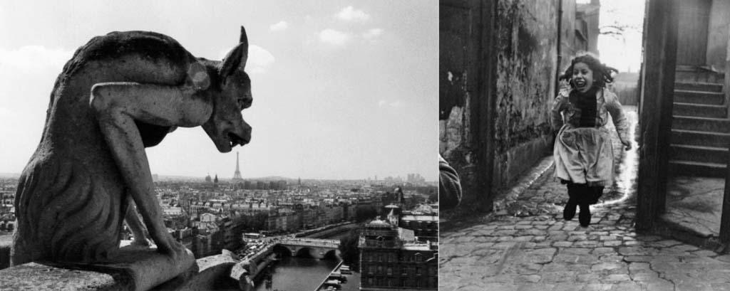 ROBERT DOISNEAU 45罗伯特Doisneau  - 在巴黎的照片的人,谁唱