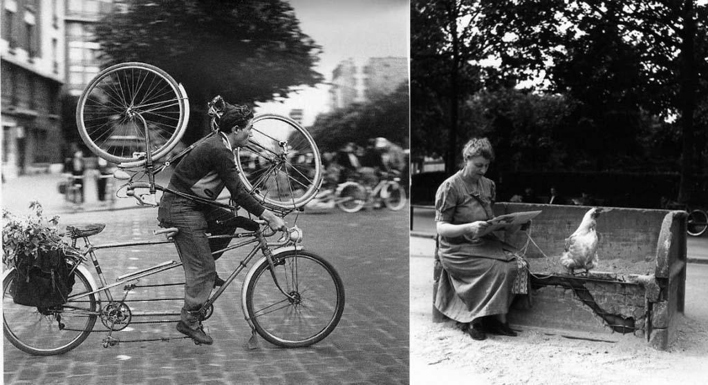 罗伯特DOISNEAU 47罗伯特Doisneau  - 在巴黎的照片的人,谁唱
