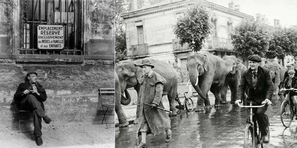 ROBERT DOISNEAU 48罗伯特Doisneau  - 在巴黎的照片的人,谁唱