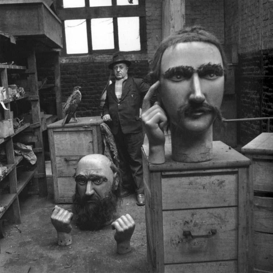 罗伯特DOISNEAU 9罗伯特Doisneau  - 在巴黎的照片的人,谁唱