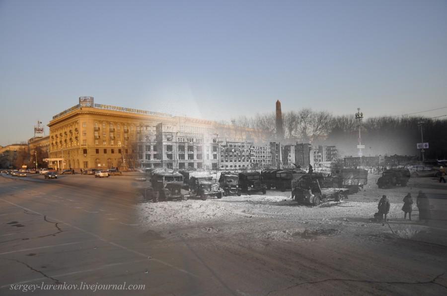 StalingradVolgograd 43 Сталинград 1942/43   Волгоград 2013