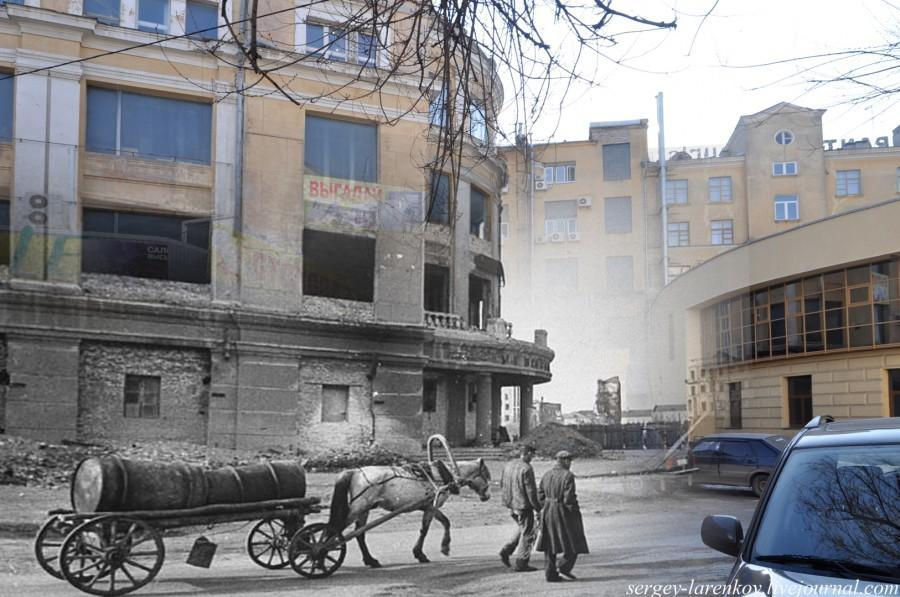 Stalingrado 1943 - 2013 Arte en capturas !