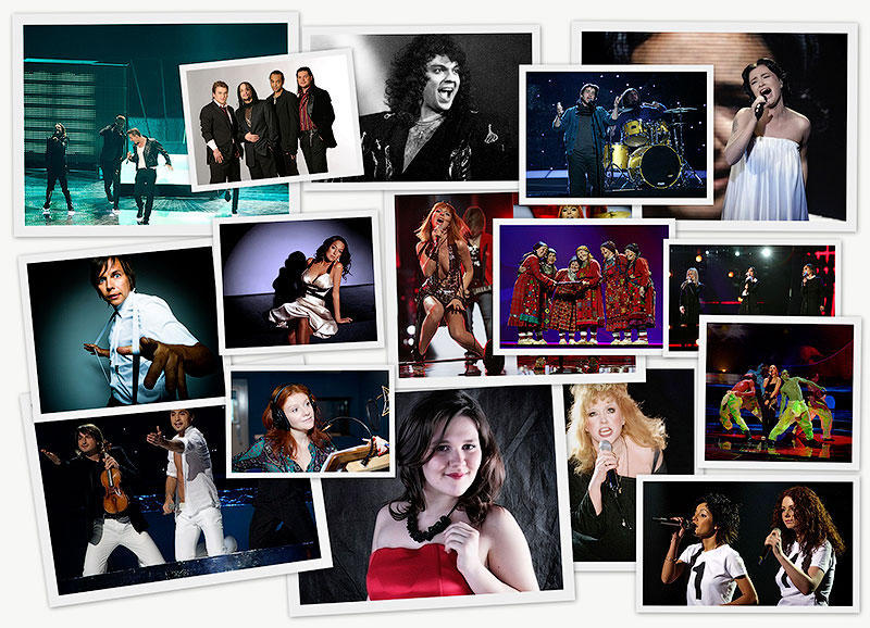 TEMP2 Евровидение 2013: вспомнить все