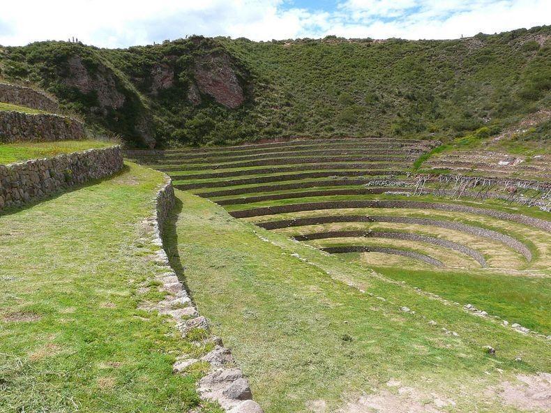 Terraces04 Мистические земледельческие террасы инков Морай