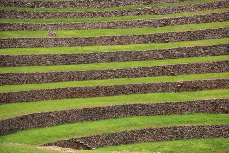Terraces08 Мистические земледельческие террасы инков Морай