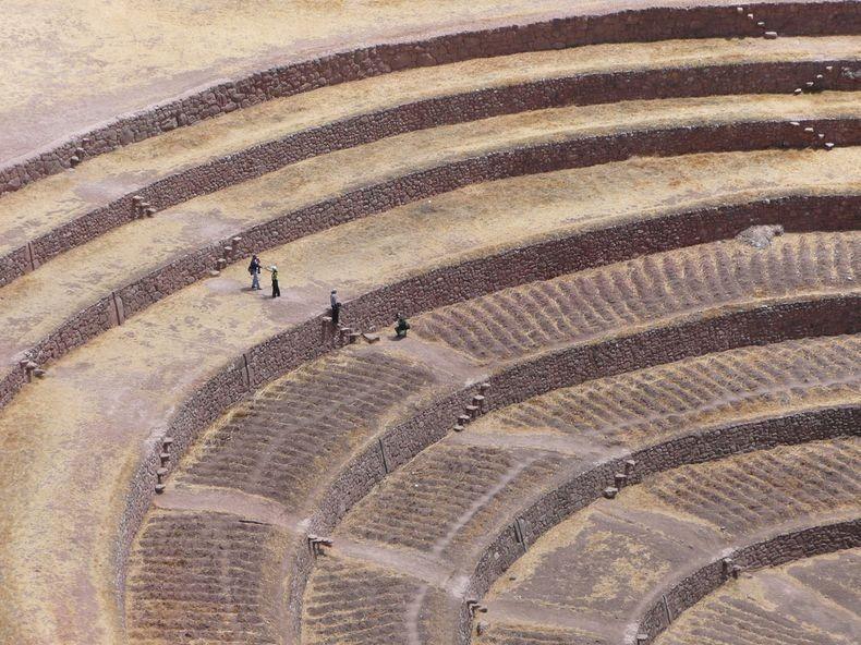 Terraces11 Мистические земледельческие террасы инков Морай